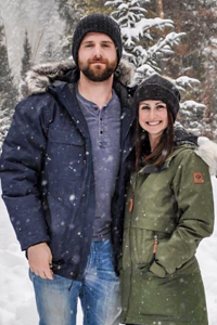 Ryan and katy Haight